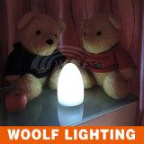 Fantástico diseño LED lámpara de luz / LED lámpara de mesa / LED lámpara de mesa decorativa
