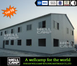 Doppelter Fußboden-bewegliches modulares Haus für Arbeitskraft-Anpassung