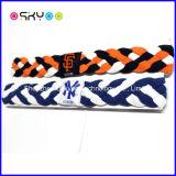Tenis moda Béisbol Deportes Baloncesto trenzado venda principal