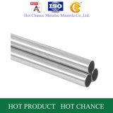 SUS 201, 304, 304L, 316, tubo de acero inoxidable de la rayita 316L
