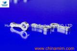 Высокотемпературные лопасть и вилка сопротивления для агрегата кольца сопла Turbo переменного