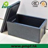 Anti-Impacto ligero que aísla el rectángulo de empaquetado del refrigerador del rectángulo del EPS de la espuma de poliestireno impermeable de la espuma