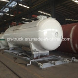 Posto de gasolina brandnew de China 8.4mt 20000liters LPG