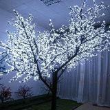 650Lクリスマスの装飾ランプの屋外の桜LEDライト