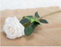 Decoración directa de la boda artificial de la boda Flor de Rose