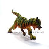 Umweltfreundliche Plastiktierspielzeug-Abbildung Dinosaurier für Kinder