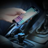 Двойной заряжатель автомобиля USB для мобильных телефонов