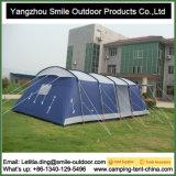 8-10 barraca de acampamento grande impermeável da família do evento do túnel da pessoa
