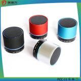 Haut-parleur stéréo portatif de Bluetooth de mini couverture sans fil professionnelle en métal