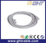 cuerda de corrección del 1m Almg RJ45 UTP Cat5/cable de la corrección