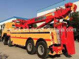 camion di rimorchio del Wrecker di ripartizione del rotatore di 40-50ton 360degree
