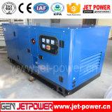 Охлаженный водой 10-15kVA генератор одиночной фазы 220V молчком тепловозный