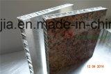 Panneaux en aluminium ignifuges de peigne de miel