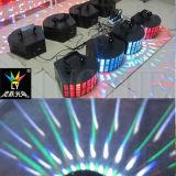 LED 디스코 DJ DMX 끝없는 칼 무대 효과 빛