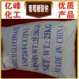 Gluconato de sódio, categoria alimentar, pureza 99,5%
