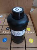 imprimante hybride UV de vernis de Cmykw d'imprimante de grand format de 2.5m