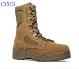 Пустыни конструкции неподдельной кожи лодыжки ботинки новой воинские тактические