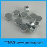 Neodym-Magneten der Kühlraum-Magnet-D6X3mm der Platten-N52 für Verkauf