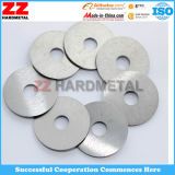 Tungsten Cemented Carbide PVC Cutting Slitting Blade Carbure De Tungsten De Zhuzhou