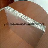 L'aluminium Honeycomb mur rideau métallique
