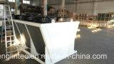 Condensatore raffreddato aria con le pompe di circolazione dell'acqua