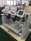 2 головки, компьютерная вышивальная машина на большой скорости