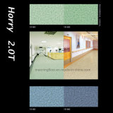 De Commerciële VinylBevloering Horry Dichte onderst-2mm Hr881 van pvc
