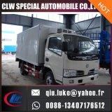 1-5 판매를 위한 톤 Fruit Small 밴 Truck 2ton 냉각 트럭 4X2 맥주 트럭
