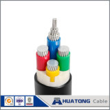 Kabel van de Stroom van de Leider van het aluminium/van het Koper de XLPE Geïsoleerde