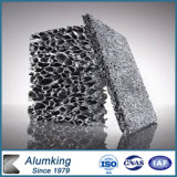 La decoración de pared Pared de cortina de Material de revestimiento de espuma de aluminio