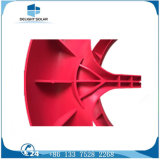 energia eolica verticale del generatore di vento di Maglev di asse di fuori-Griglia 200With300With600W MPPT