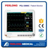Pdj-3000c Clinic ICU Multi Parameter Patient Monitor