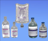 공유지 IV 해결책은 염화 나트륨 주입을 합성한다
