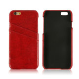 Cover in pelle con slot per schede per Apple iPhone 6