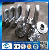 Het Kleine Roestvrij staal CNC die van de douane Deel machinaal bewerken
