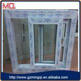 Окно двойной панели PVC сползая