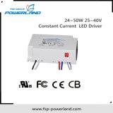 excitador constante do diodo emissor de luz da corrente de 24~50W 25~40V