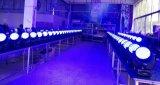 1개의 LED 이동하는 맨 위 세척 급상승 빛에 대하여 소형 19*15W 4