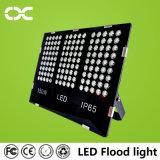100W 10500lm는 백색 반점 빛 프로젝트 램프 플러드 점화를 냉각한다