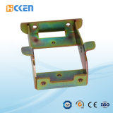 Laser-Ausschnitt/verbiegende/lochende Galvanzied stempelnde Teil-kundenspezifische verzinkte Blech Statmped Stahlteile