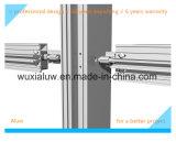 De Gordijngevel van het Frame van het Glas van het aluminium