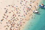 Les bateaux de la mer des vacances estivales gravures de toile