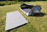 Tenda portatile della spiaggia dello schermo di Sun, tenda di campeggio del baldacchino del riparo di Sun