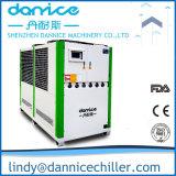 Shenzhen Marca Dannice 25ton 80kw Industial Chiller resfriado a ar
