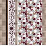 100%Polyester de Afgedrukte Stof van de kei Pigment&Disperse voor de Reeks van het Beddegoed