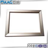 Protuberancia de aluminio para el marco