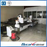 4.5kw husillo metal / madera / acrílico / PVC / mármol Máquina CNC Router con Ce