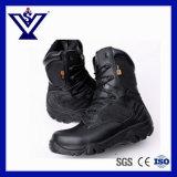 최신 판매 진짜 가죽 검정 군 시동 전술상 시동 또는 육군 시동 (SYSG-240)