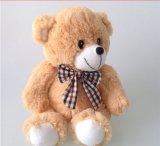 Het bochtige HoofdStuk speelgoed van de Pluche van Teddyberen