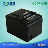 80mm 2 바탕 화면 POS 열 종이 롤 (OCPP-80E)를 가진 열 영수증 인쇄 기계